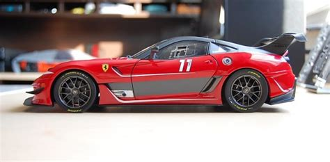 The 312t has been part of asset to for quite some time. REVIEW: Hot Wheels Elite Ferrari 599XX Evo • DiecastSociety.com