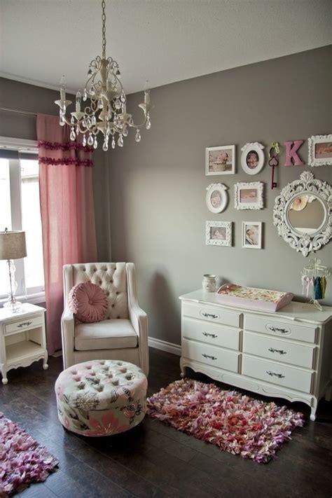 idea  decoracion de recamara vintage en gris