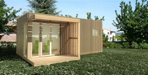 installation bureau greenkub extension de maison et studio de jardin