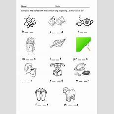 Long E Ee Ea Ey Alternative Spellings Phase 5 By Indigo987  Teaching Resources Tes