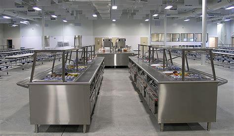 bureau service dining facility