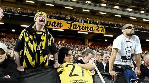 ˈɑ̂ːiːˌkoː), an abbreviation for allmänna idrottsklubben (meaning the public or general sports club). AIK - IFK GÖTEBORG 2013 FANSEN SÖRJER 100% ÄKTA KÄRLEK !!! - YouTube