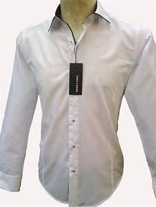 Chemise Homme Pour Mariage : chemise blanche italienne habill e pour homme ~ Melissatoandfro.com Idées de Décoration