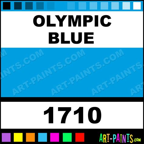 olympic blue graffiti spray paints aerosol decorative