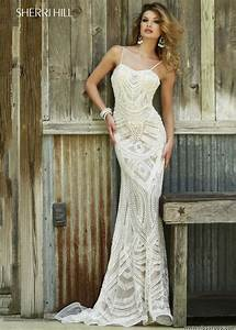 43 best wedding dresses and bridal dreams images on With sherri hill wedding dress