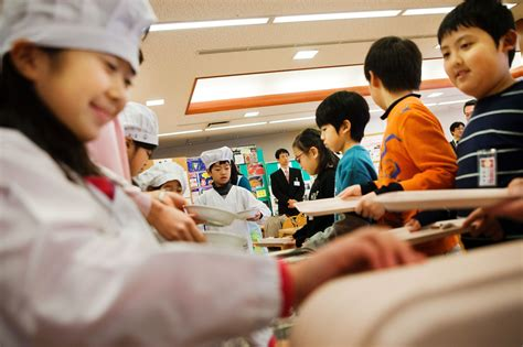 japans school lunch menu  healthy meal