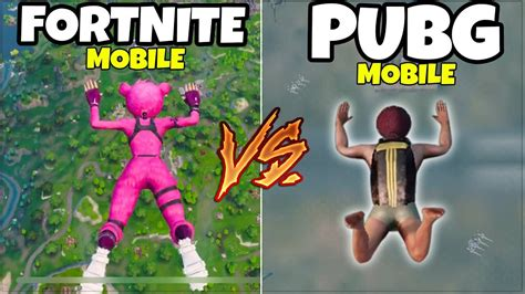 fortnite mobile  pubg mobile android ios iphone