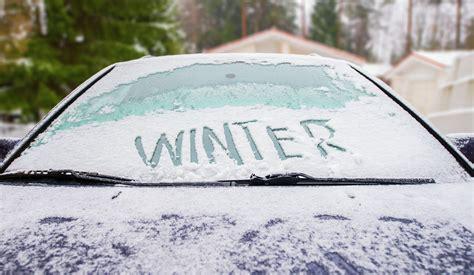Why Wax In Winter  Mr Clean Car Wash