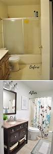 Before, And, After, 20, Awesome, Bathroom, Makeovers