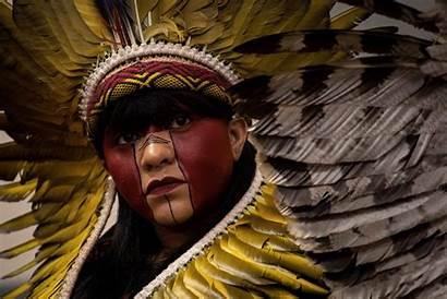 Brazil Leader Indigenous Covid Coronavirus Tribe Brazilian