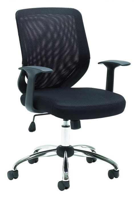 lite black mesh office chair