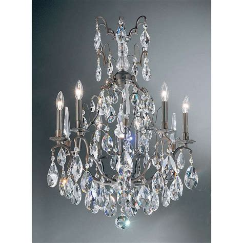 Lighting Chandeliers by Classic Lighting Versailles Chandelier Antique
