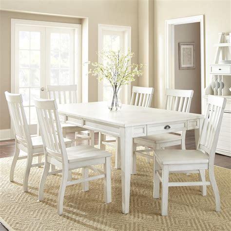 prime cayla  piece farmhouse dining set  table