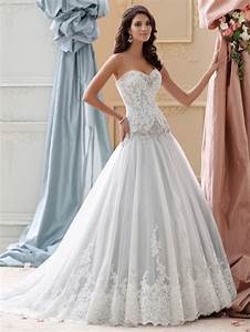 spring wedding dress collections for 2015 mon cheri bridals With spring wedding dress