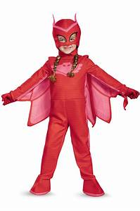 PJ Masks Superhero Owlette Deluxe Toddler Costume | eBay
