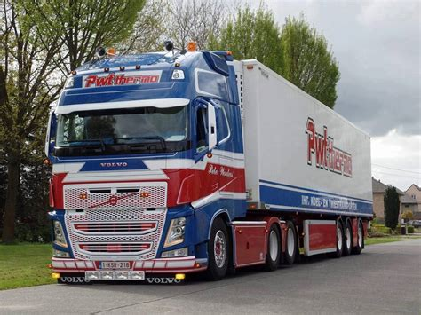 nice fh  pwt thermo  volvo holland style