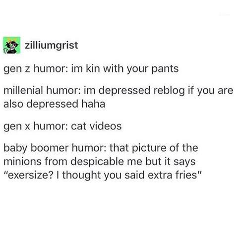 gen humor funny