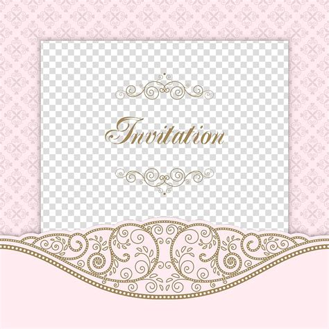 blue invitation text border wedding invitation marriage