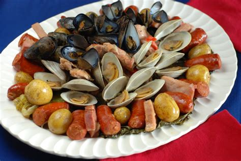 chili cuisine chilean curanto a feast of seafood and