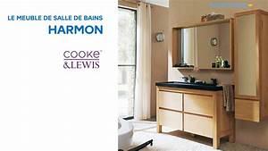 Meuble De Salle De Bains Harmon COOKE LEWIS 666527