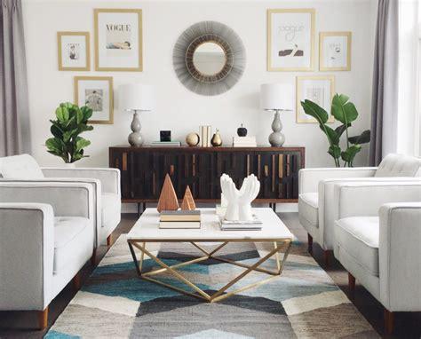Silver orchid ipsen modern coffee table. Zinc Door Nuevo Jasmine White Marble and Gold Coffee Table - copycatchic