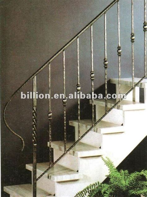 decorative iron stair railings 2012 china manufacture factory galvanized indoor outdoor