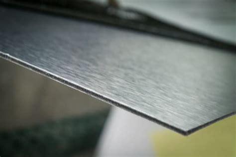 standard  brushed aluminum signage  signscom
