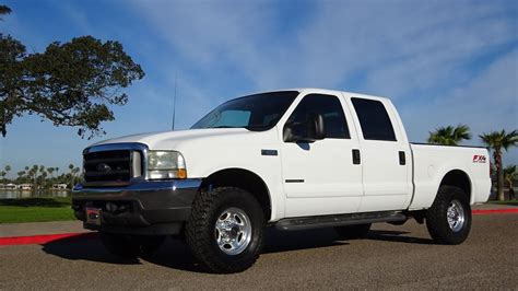 FOR SALE 2003 FORD F 250 XLT 7.3 L DIESEL 4X4 2 OWNER