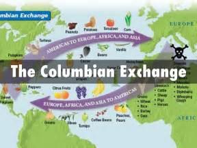 Christopher Columbus Columbian Exchange
