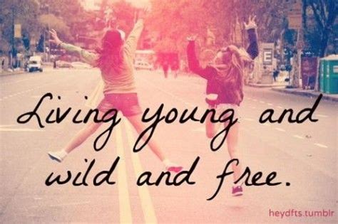 ∞living Young, Wild, And Free∞  ∞live Infinity & Beyond∞