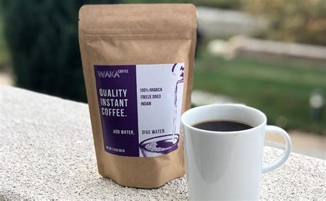 It make easy and faster coffee. Waka Coffee & Tea: A Comprehensive Review