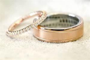 rose gold engagement rings wedding rings todaycom With a wedding ring