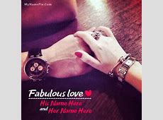 Fabolous Love Image With Name