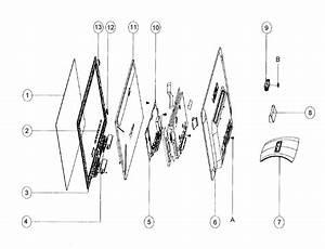 Vizio Vm230xvt Lcd Television Parts