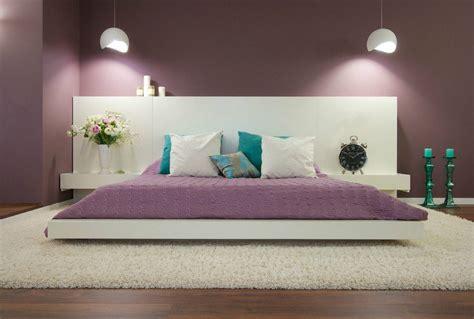 couleur chambre romantique chambre à coucher moderne design ou romantique