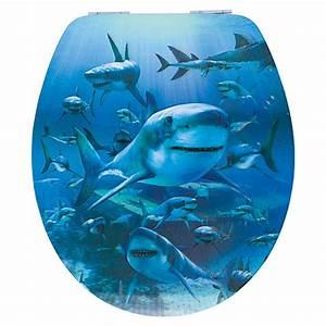 Wc Sitz Blau Absenkautomatik : poseidon wc sitz hai 3d mit absenkautomatik holzkern blau bauhaus ~ Bigdaddyawards.com Haus und Dekorationen