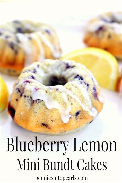 Bake up your favorite flavor (from chocolate to red velvet) with these recipes from food network. Lemon Blueberry Mini Bundt Cake Recipe