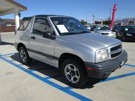 2001 Chevrolet Tracker 2dr Convertible In Banning Ca