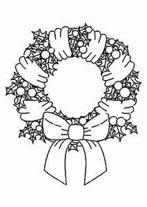Dessin De Noel Jolie Coloriage Circulaire Merry Christmas
