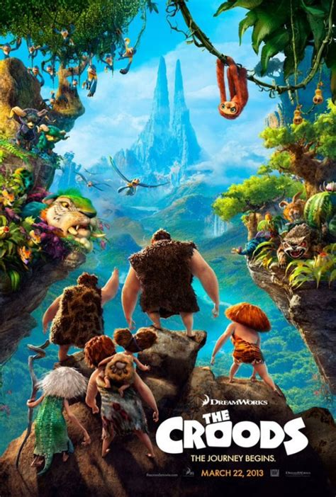 forthcoming movies  croods animation