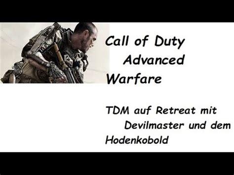 call  duty advanced warfare tdm mit devilmaster und