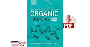 Download Solutions Manual To Accompany Organic Chemistry