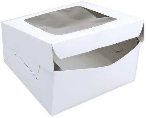 cake boxes  bulk mt products tray clay coated kraft