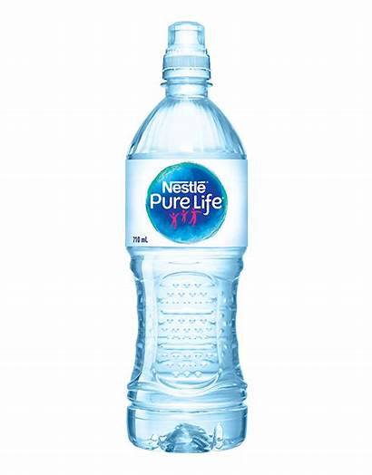 Bottle 710ml Water Pure Ml Nestle Nestle