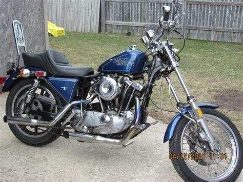 1979 Harley-davidson® Xlch Sportster® Super Ch (blue), Two