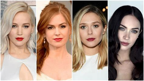 hair colors for pale skin how to choose the best hair color that will suit you the