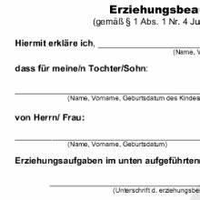 Einverständniserklärung Vorlage : partyzettel vorlage zur erziehungsbeauftragung pdf download chip ~ Themetempest.com Abrechnung
