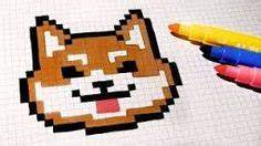 how to draw nyan cat on graph paper handmade pixel art how to draw a nyan cat pixelart