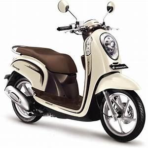 Motor Honda Scoopy   Kredit Harga Murah
