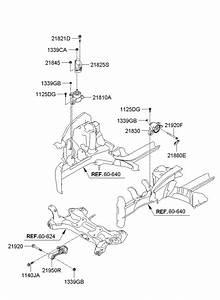 21950a5100 - Hyundai Bracket Assembly